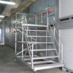 トミーBOX メトロ浦安 2階用階段